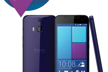 HTC Butterfly 2 Blue